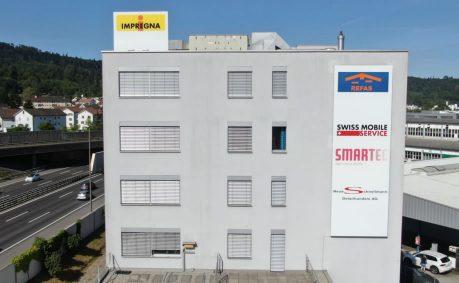 Firmensitz, Impregna, Neuenhof